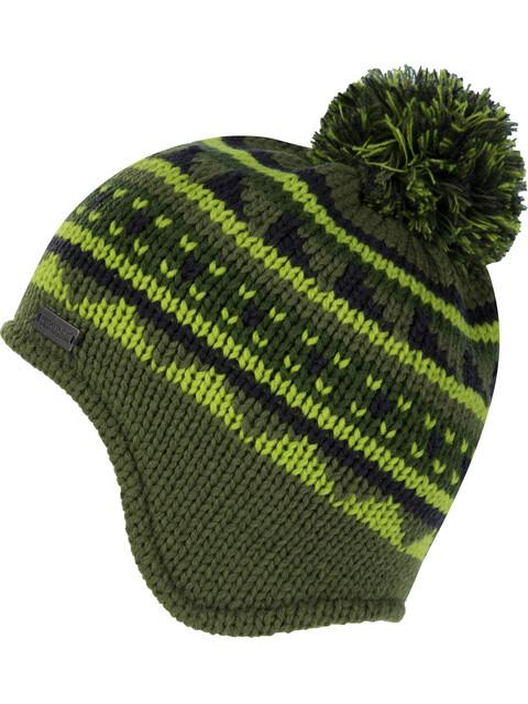 Regatta Rivel Hat Kids Calla Green